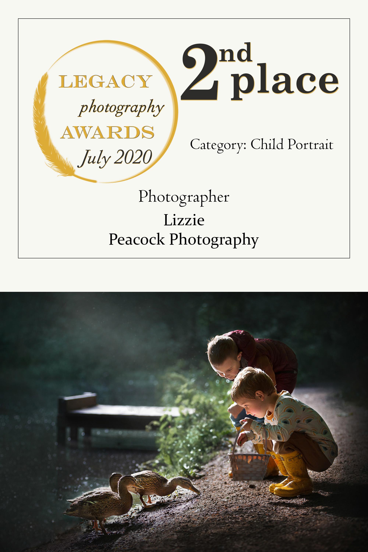 2 Place Child portrait